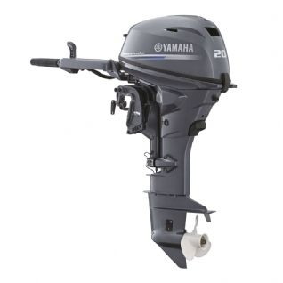 Yamaha F20GEPS 20HP Standard Shaft Outboard